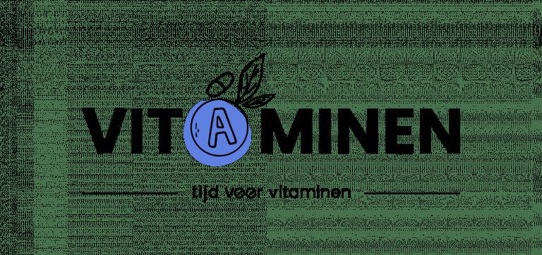 Tijdvoorvitamine blue logo