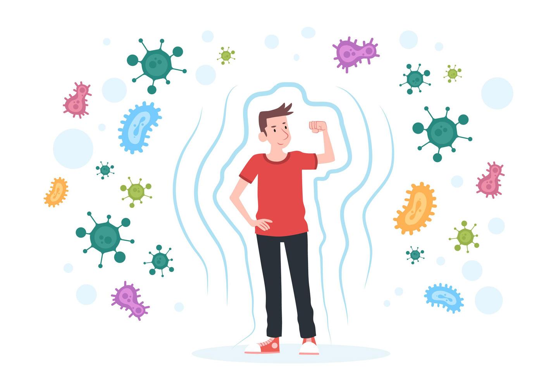 Goed werkend immuunsysteem image 01