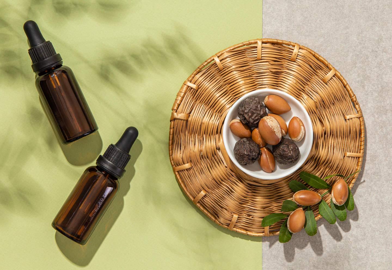 Keratin and argan oil image 01