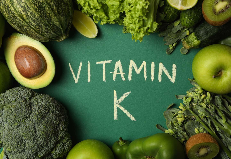 Wat is vitamine K 02