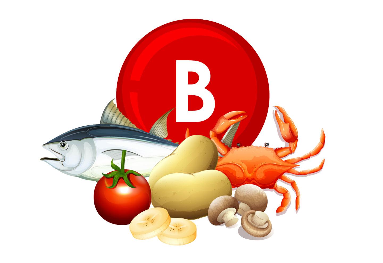 Vitamine B benefits 01
